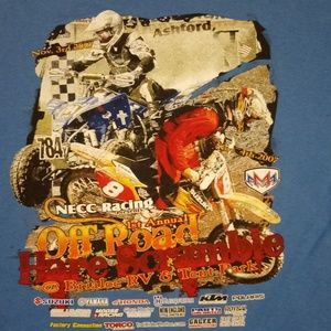 NECC OFF ROAD RACING Shirt